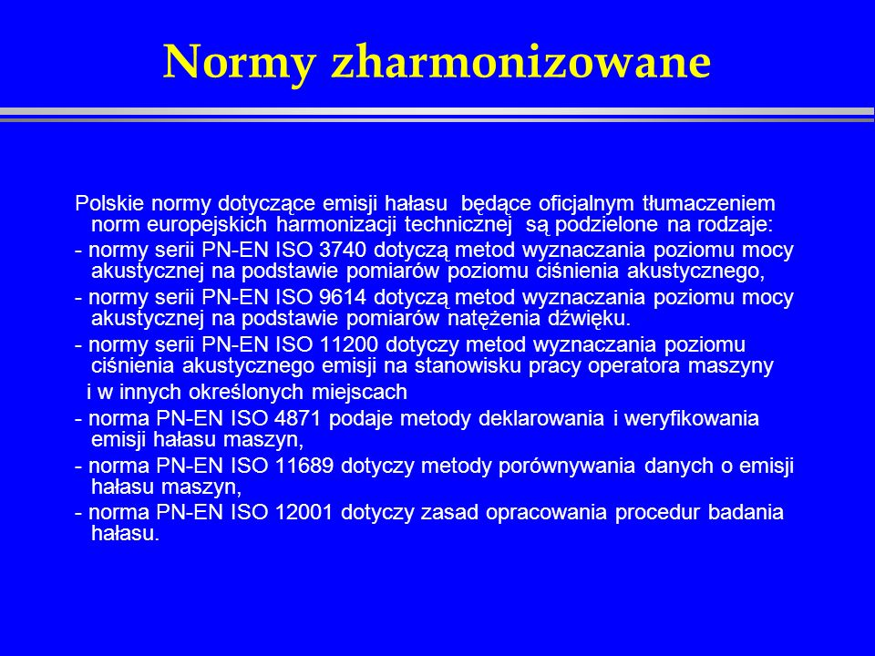 Normy zharmonizowane
