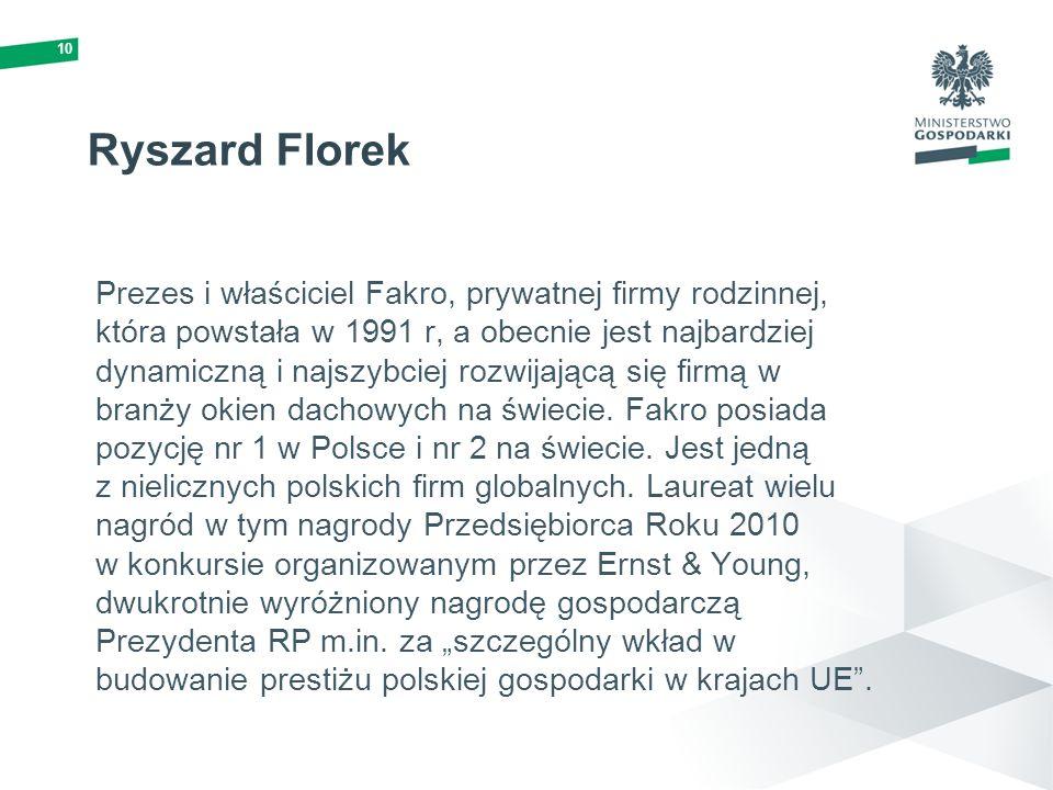 10 Ryszard Florek.