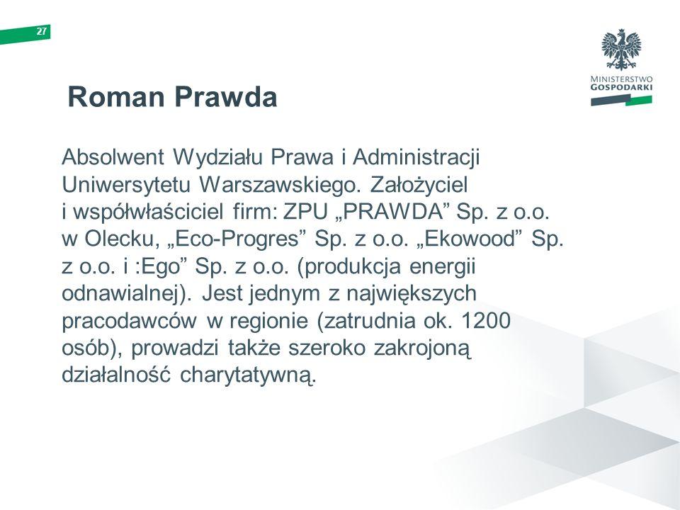 27 Roman Prawda.