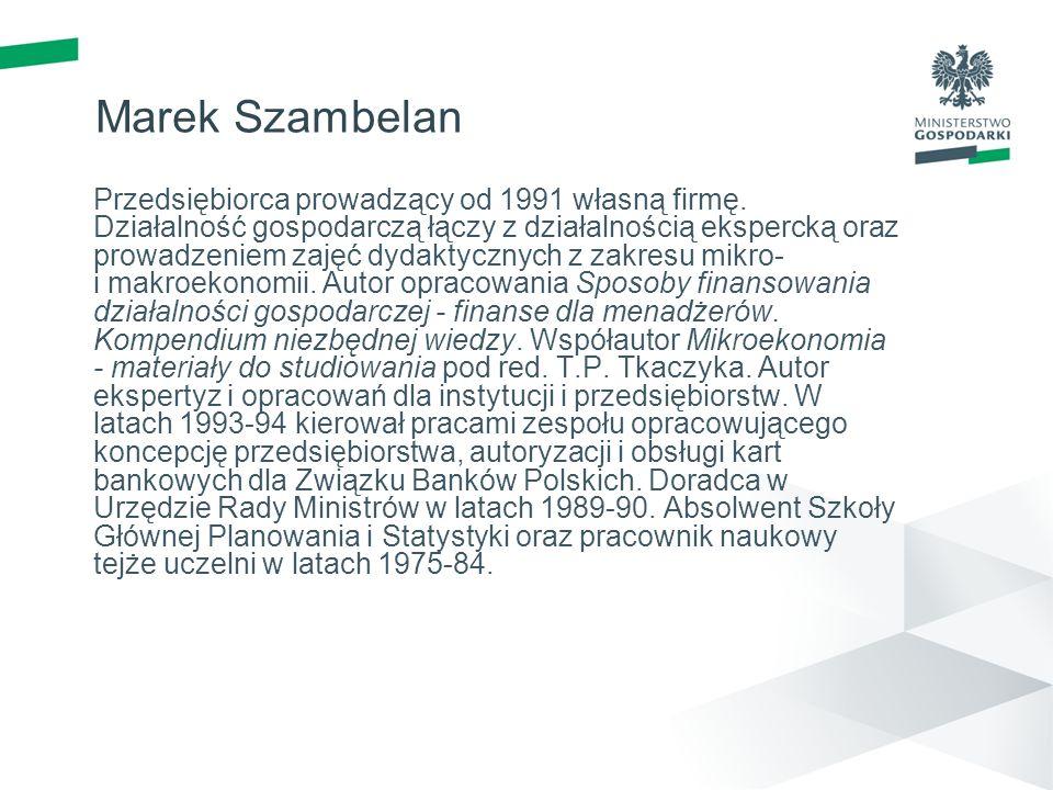 Marek Szambelan