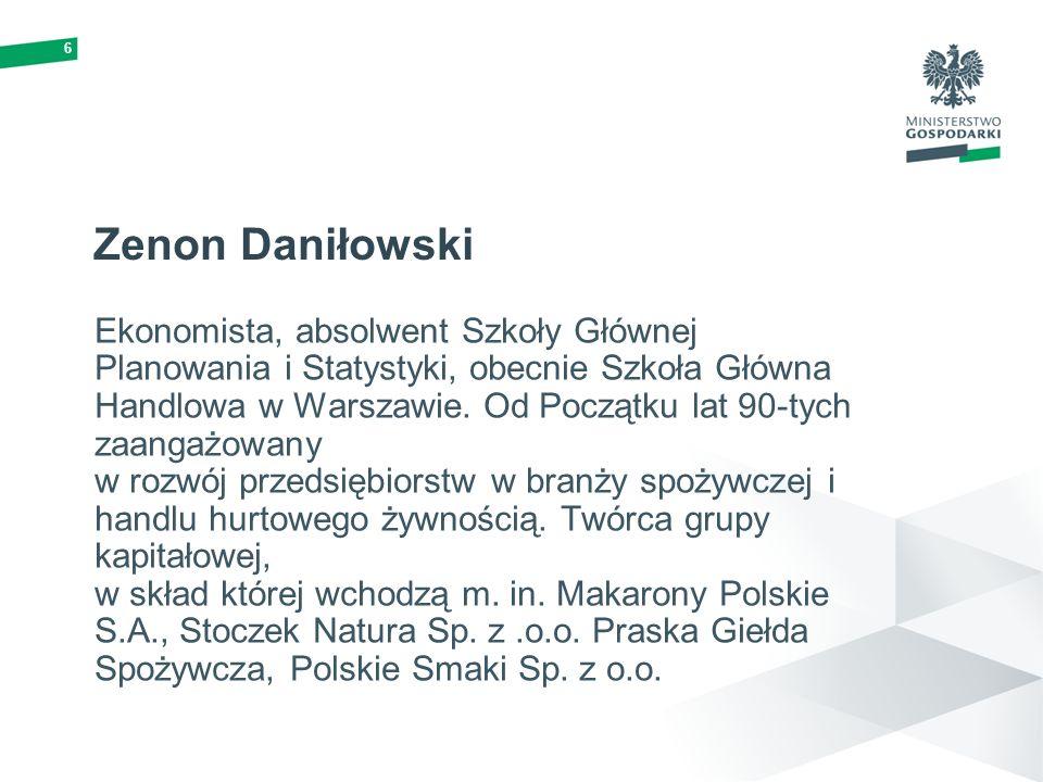 6 Zenon Daniłowski.