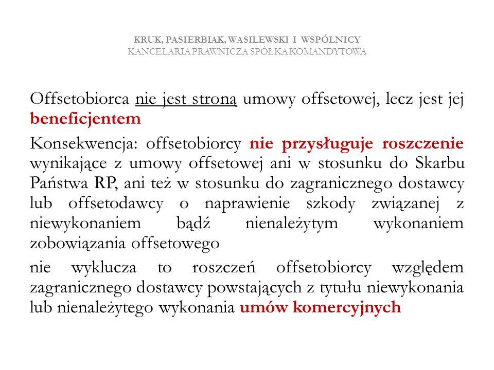 Kruk, Pasierbiak, Wasilewski i WSPÓLNICY Kancelaria prawnicza Spółka Komandytowa