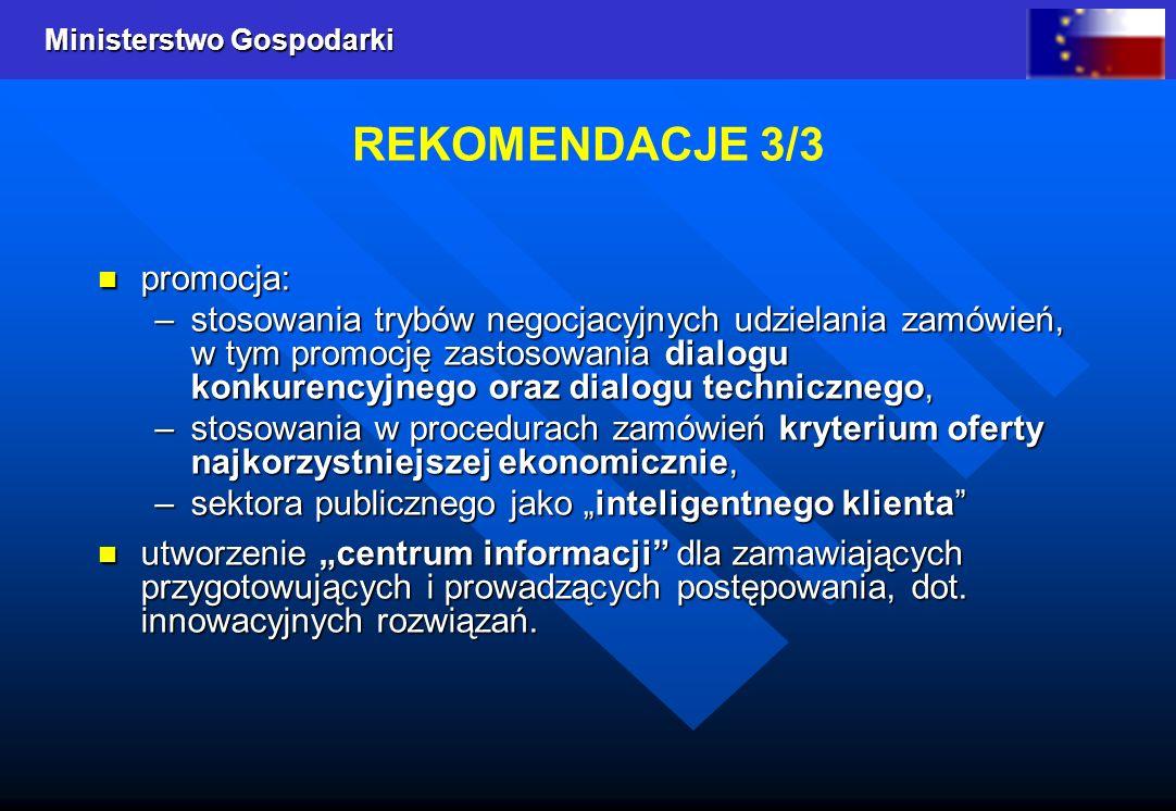 REKOMENDACJE 3/3 promocja: