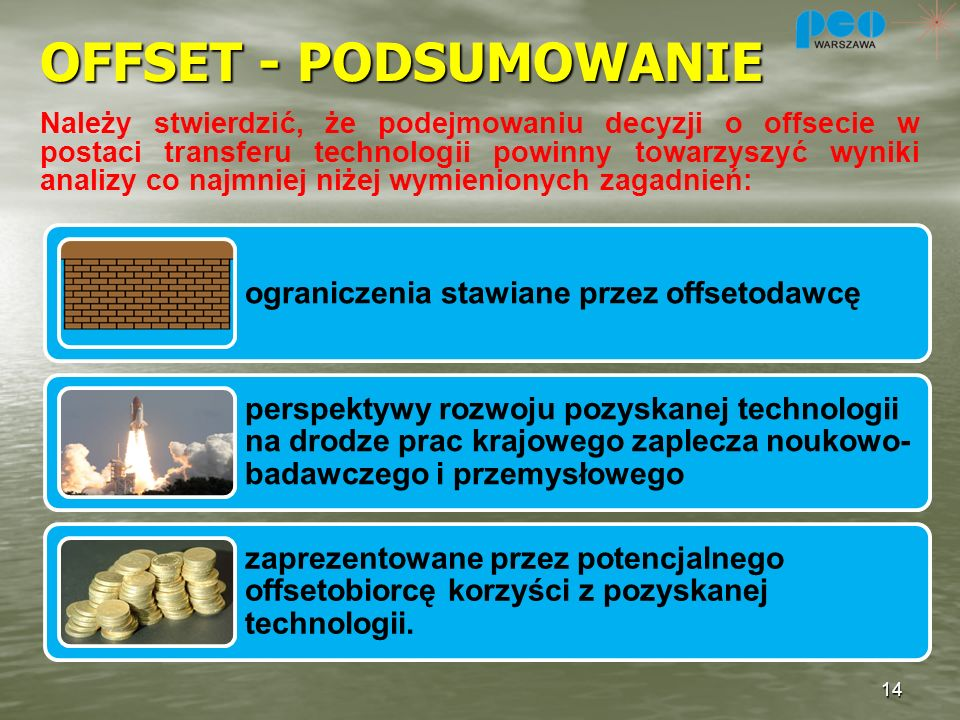 OFFSET - PODSUMOWANIE