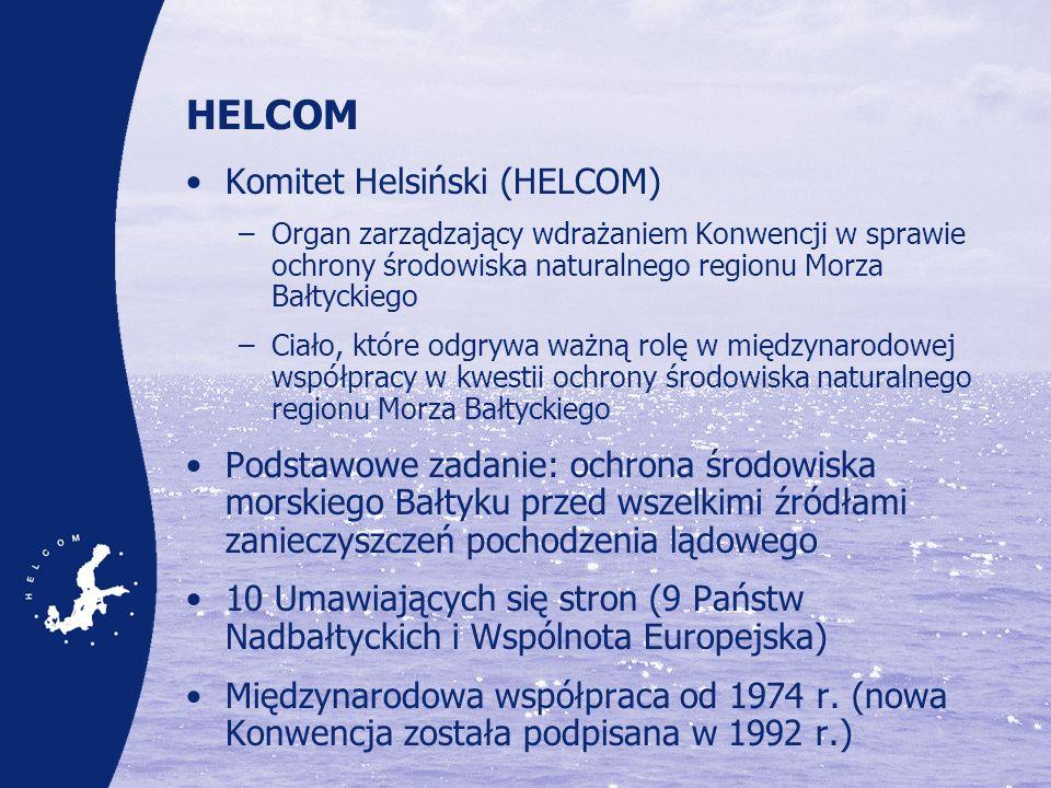 HELCOM Komitet Helsiński (HELCOM)