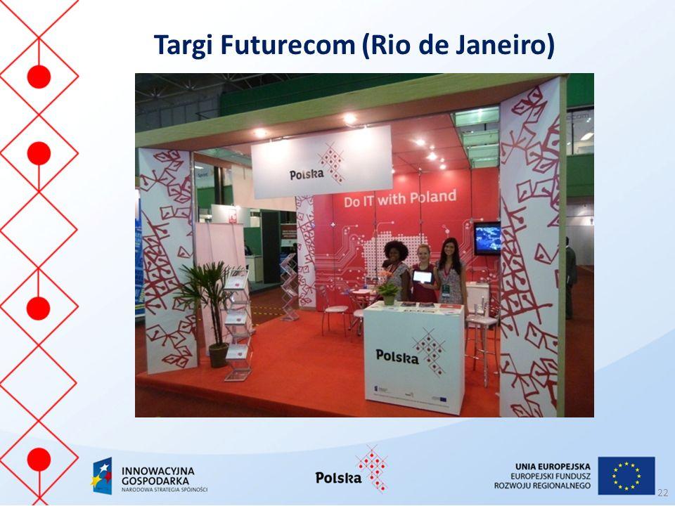 Targi Futurecom (Rio de Janeiro)