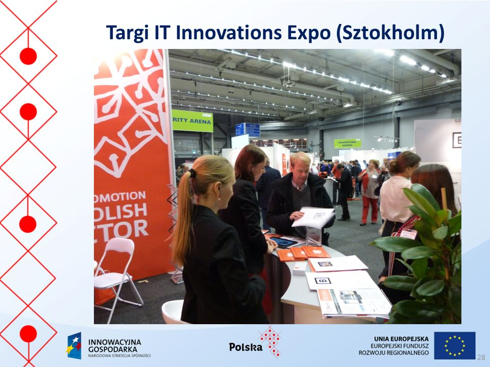 Targi IT Innovations Expo (Sztokholm)