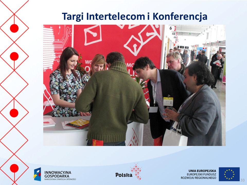 Targi Intertelecom i Konferencja