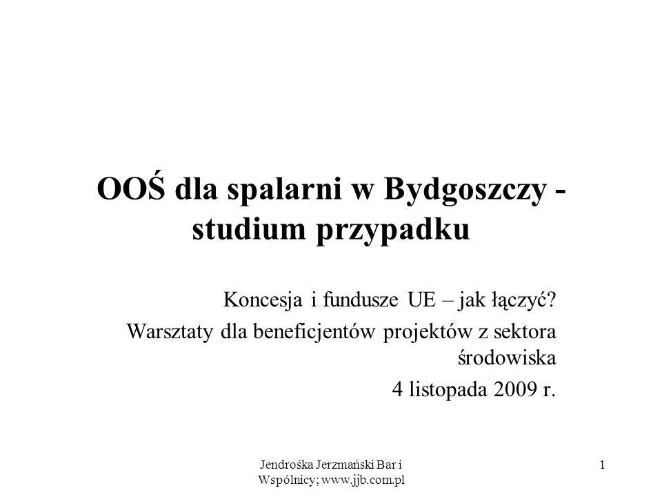 OOŚ dla spalarni w Bydgoszczy - studium przypadku