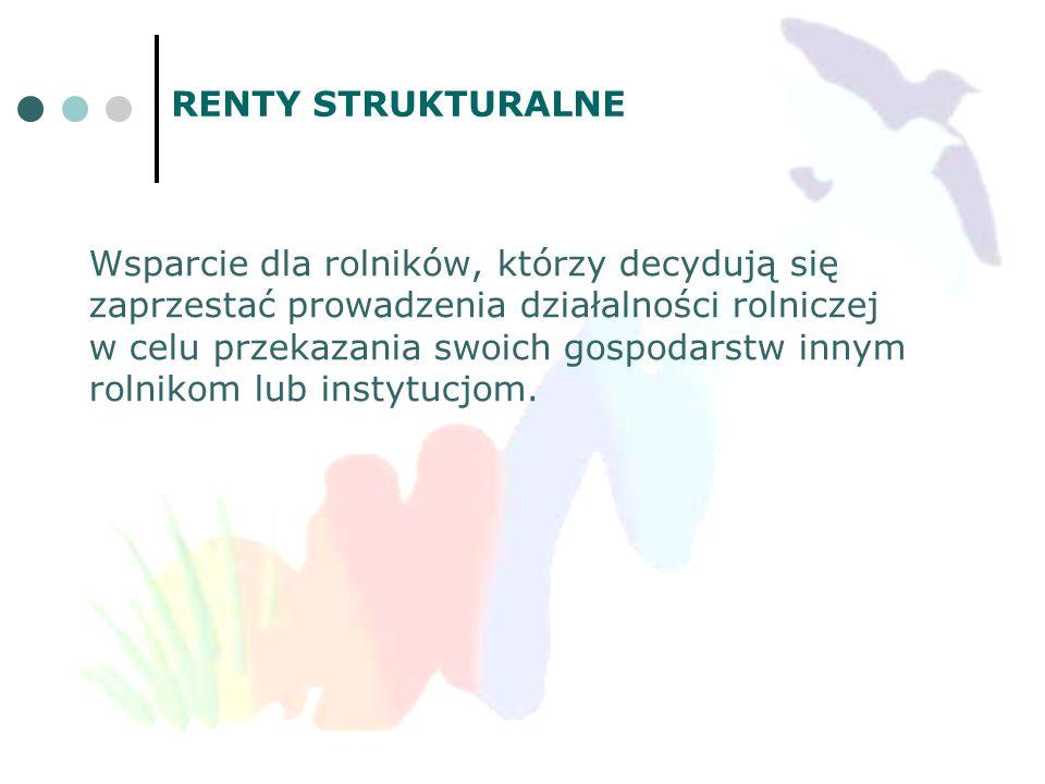 RENTY STRUKTURALNE