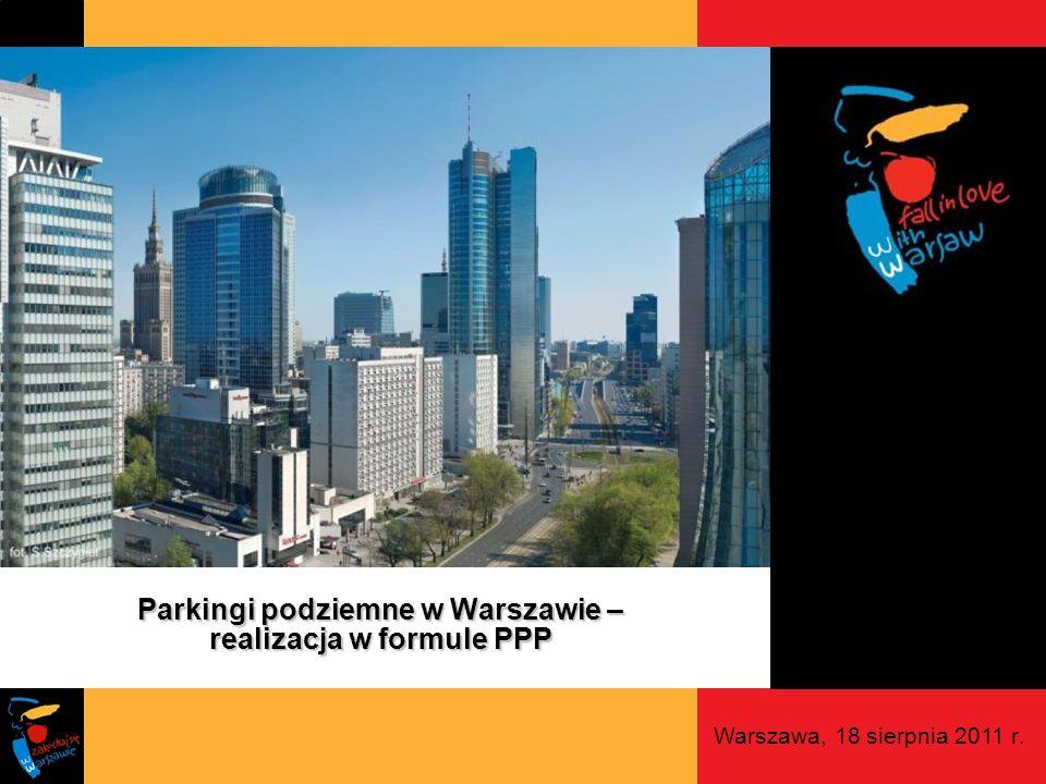 Parkingi podziemne w Warszawie – realizacja w formule PPP