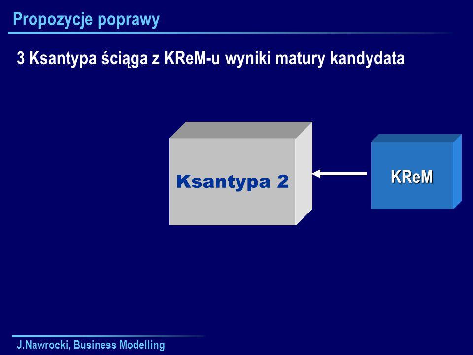 3 Ksantypa ściąga z KReM-u wyniki matury kandydata