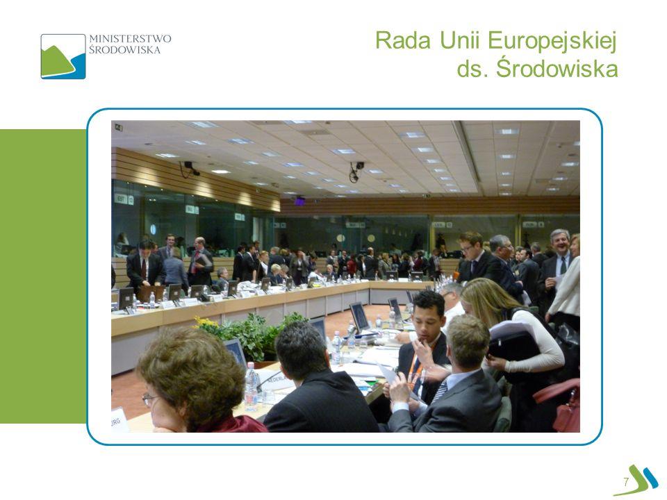Rada Unii Europejskiej ds. Środowiska