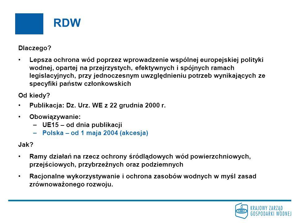 RDW Dlaczego