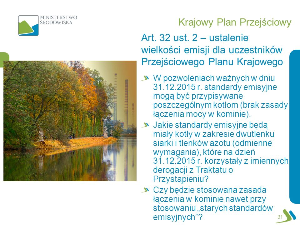 Krajowy Plan Przejściowy