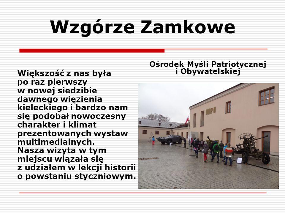 Ośrodek Myśli Patriotycznej i Obywatelskiej