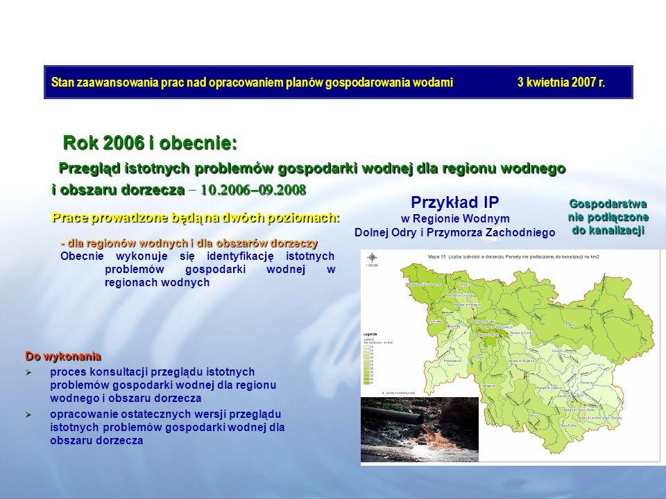 Rok 2006 i obecnie: Przykład IP
