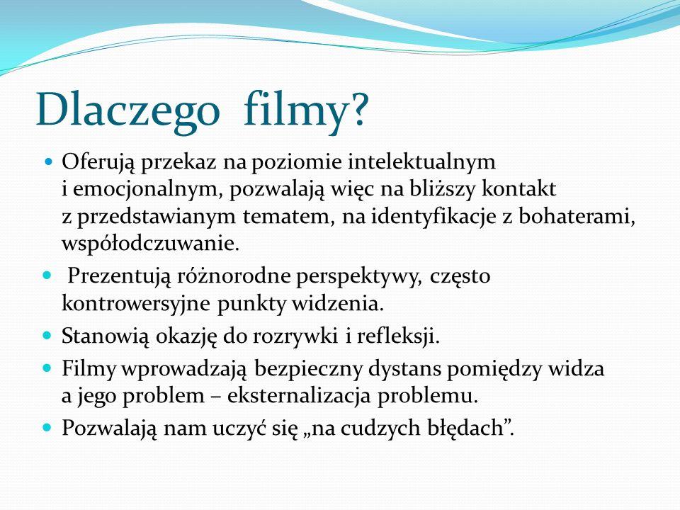 Dlaczego filmy