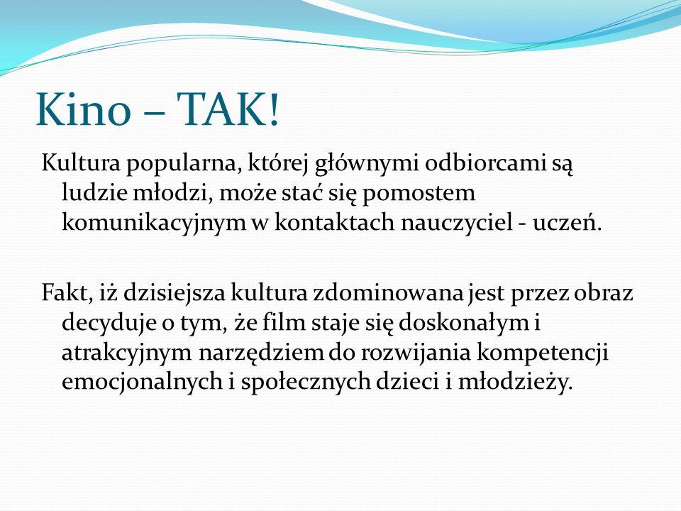 Kino – TAK!
