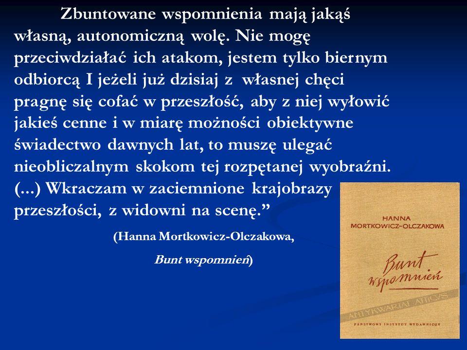 (Hanna Mortkowicz-Olczakowa,