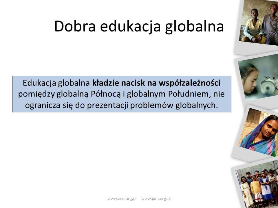 Dobra edukacja globalna