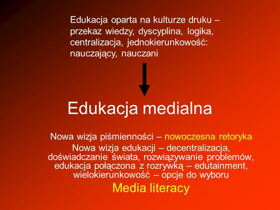Nowa wizja piśmienności – nowoczesna retoryka