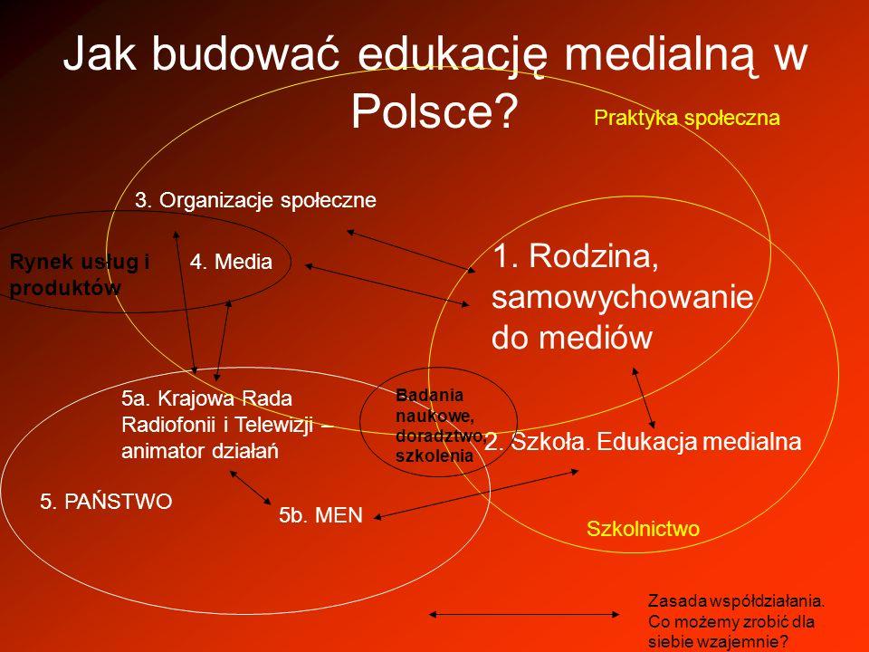 Jak budować edukację medialną w Polsce