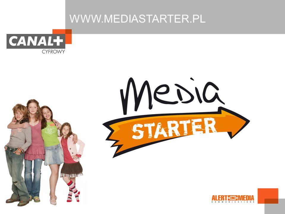 WWW.MEDIASTARTER.PL