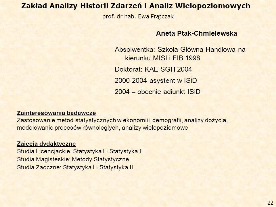 Aneta Ptak-Chmielewska