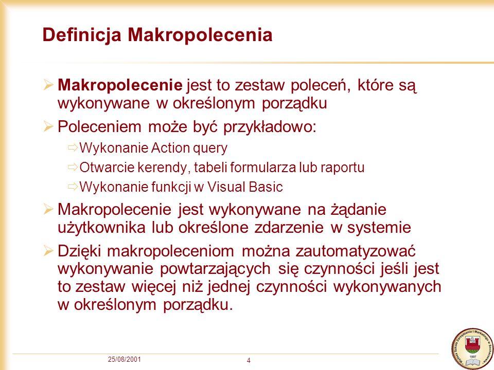 Definicja Makropolecenia