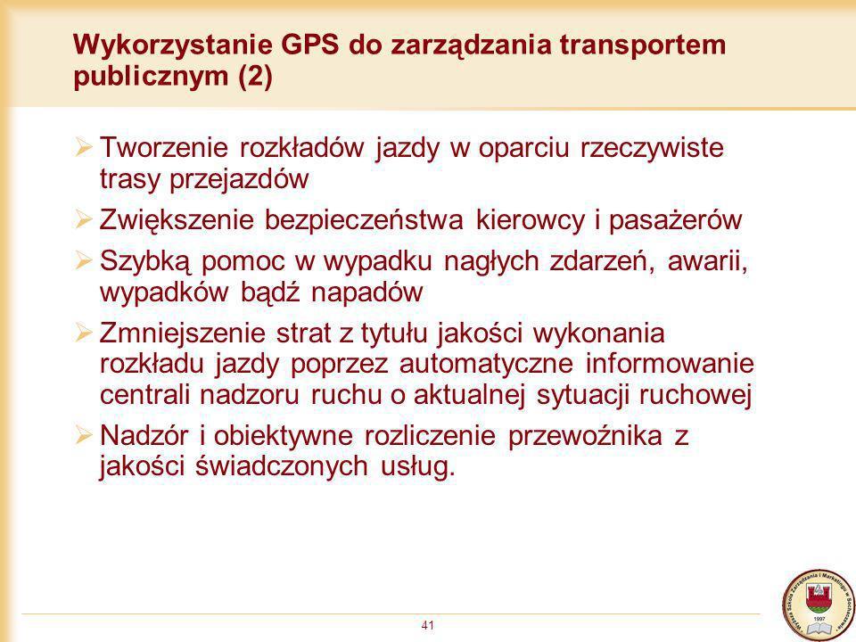 Wykorzystanie GPS do zarządzania transportem publicznym (2)