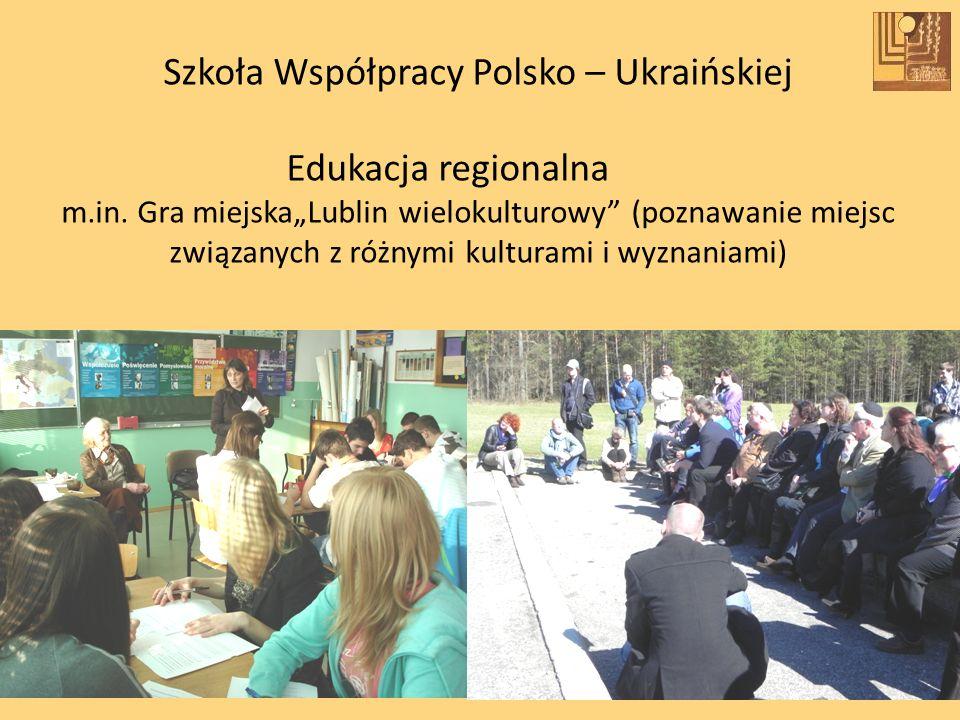 Szkoła Współpracy Polsko – Ukraińskiej