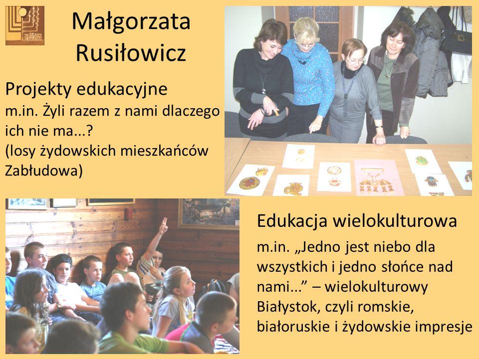 Małgorzata Rusiłowicz