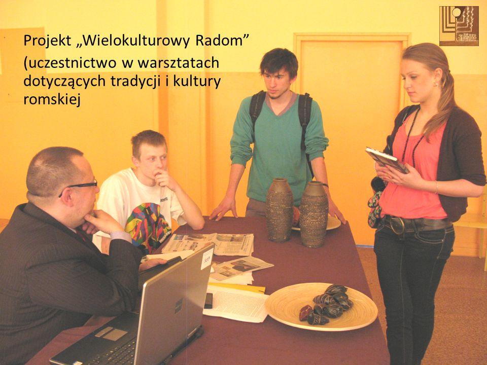 """Projekt """"Wielokulturowy Radom"""