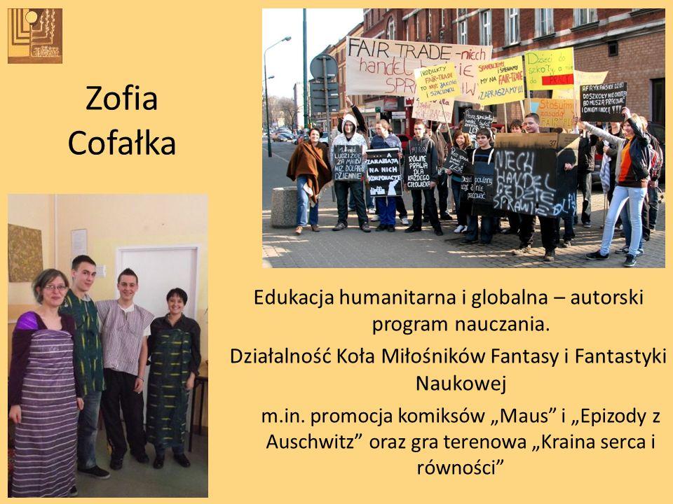 Zofia Cofałka