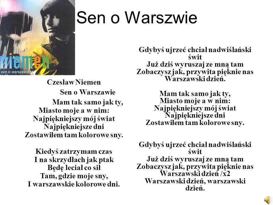 Sen o Warszwie