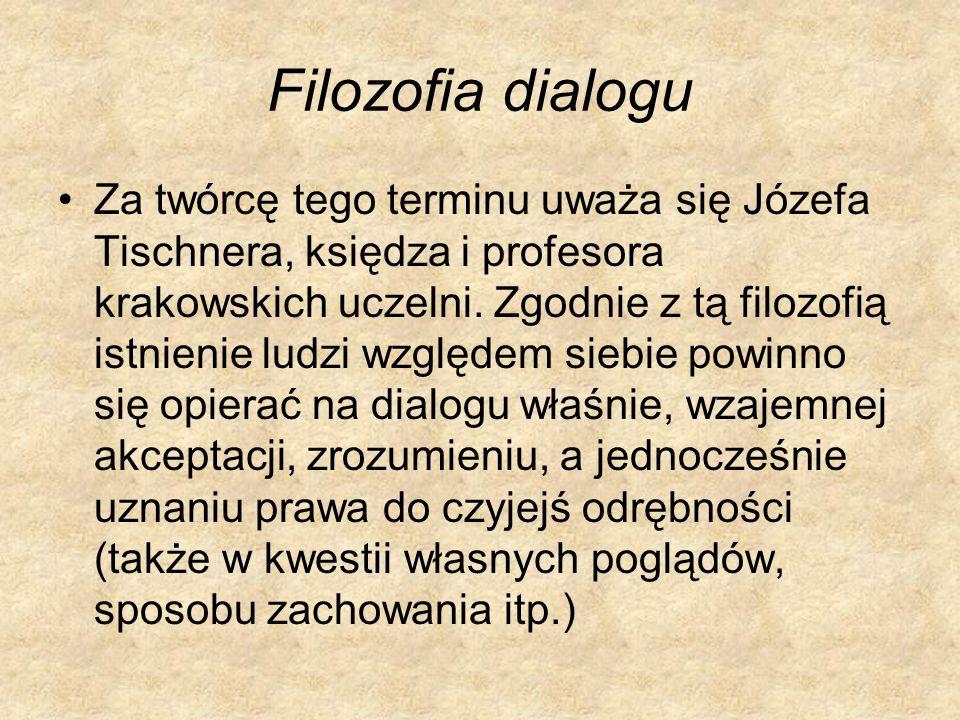 Filozofia dialogu