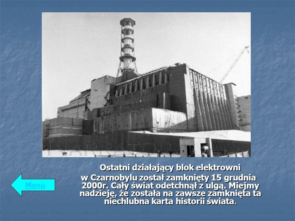 Ostatni działający blok elektrowni