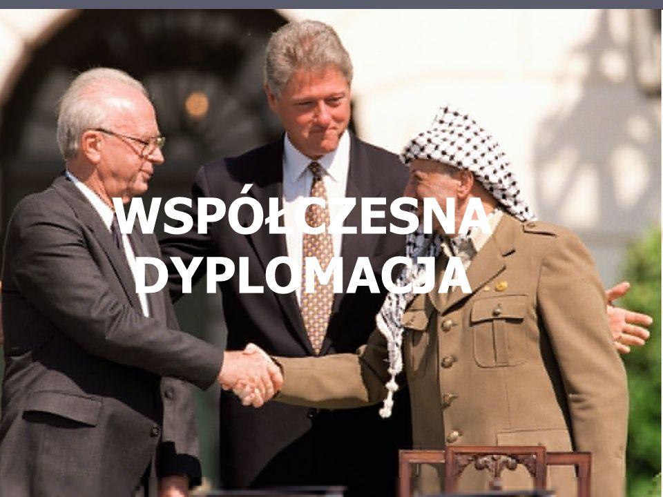 współczesna dyplomacja
