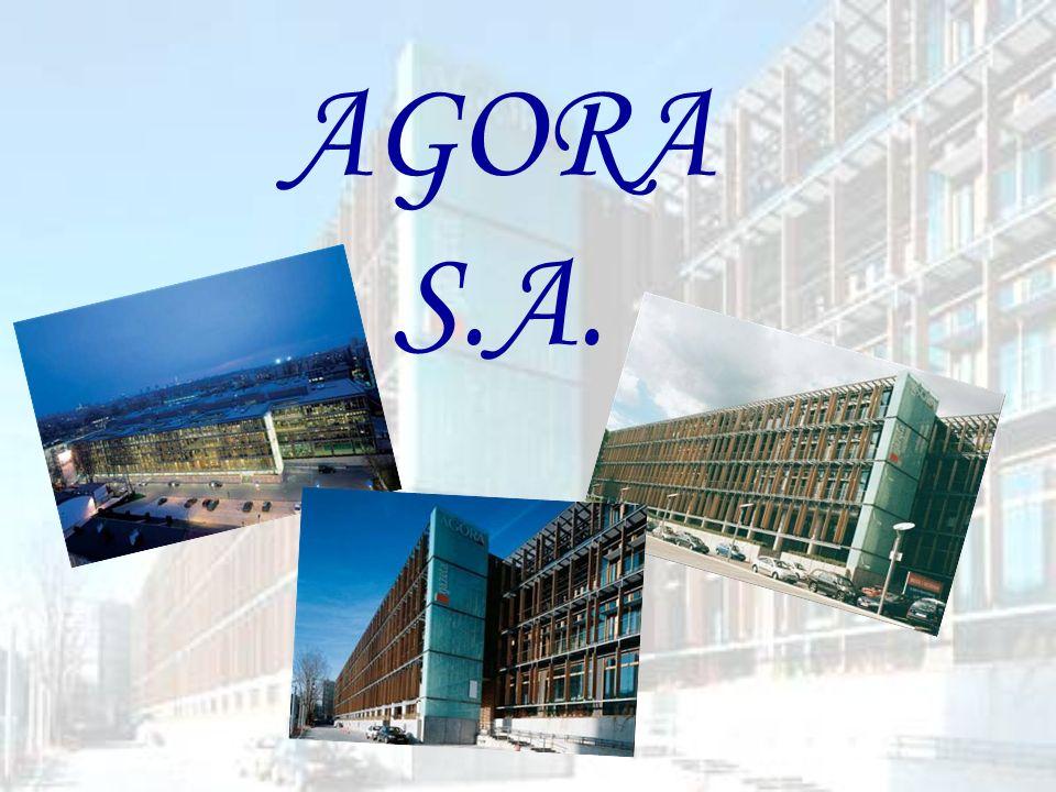 AGORA S.A.