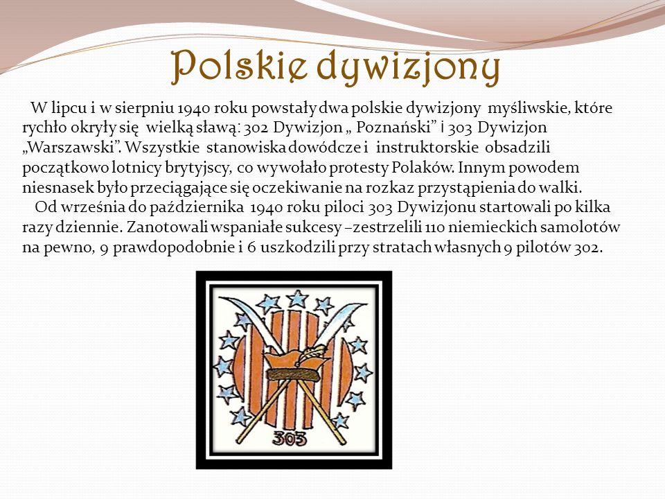 Polskie dywizjony