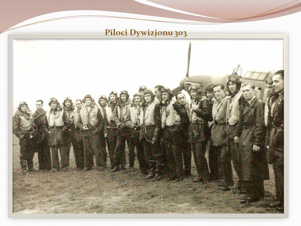 Piloci Dywizjonu 303