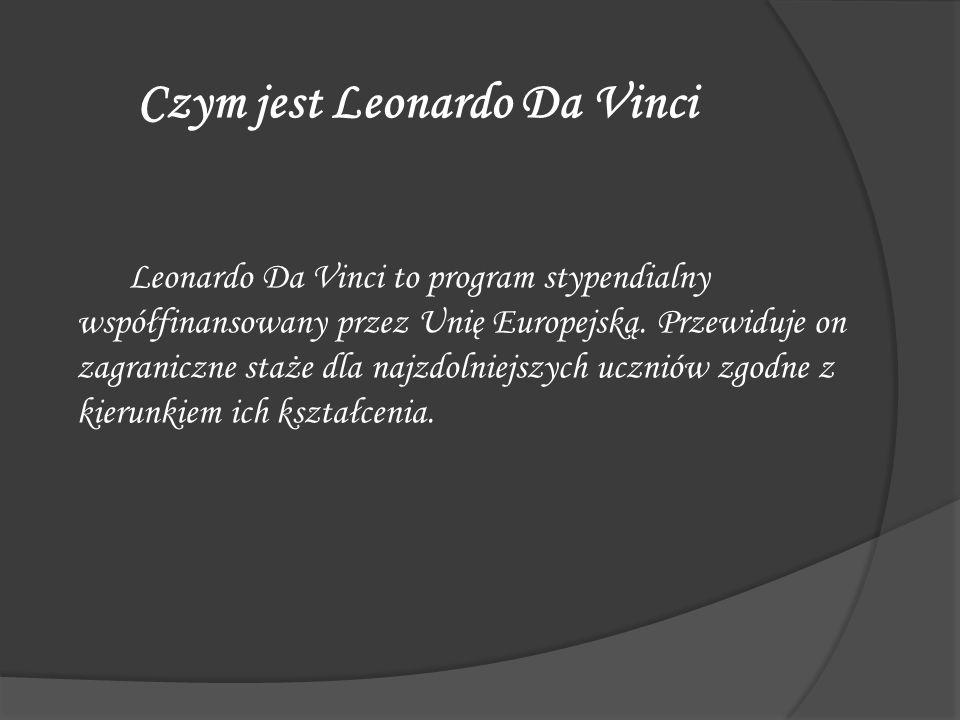 Czym jest Leonardo Da Vinci