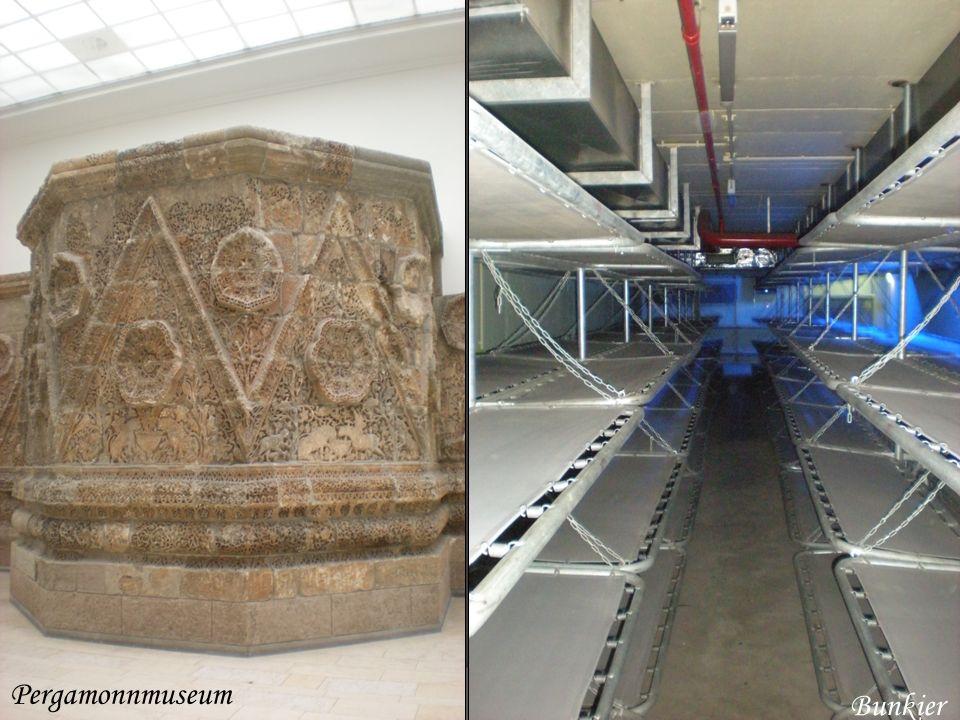 Pergamonnmuseum Bunkier