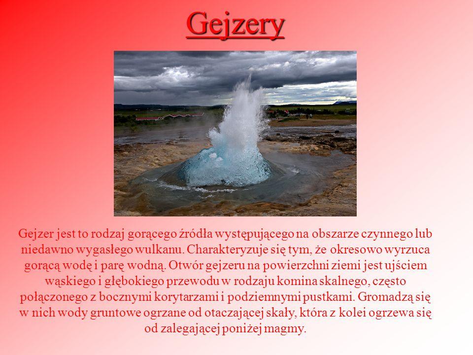 Gejzery