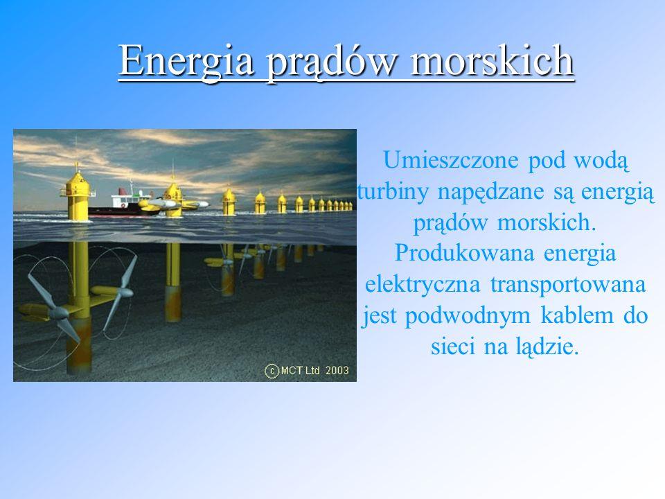 Energia prądów morskich