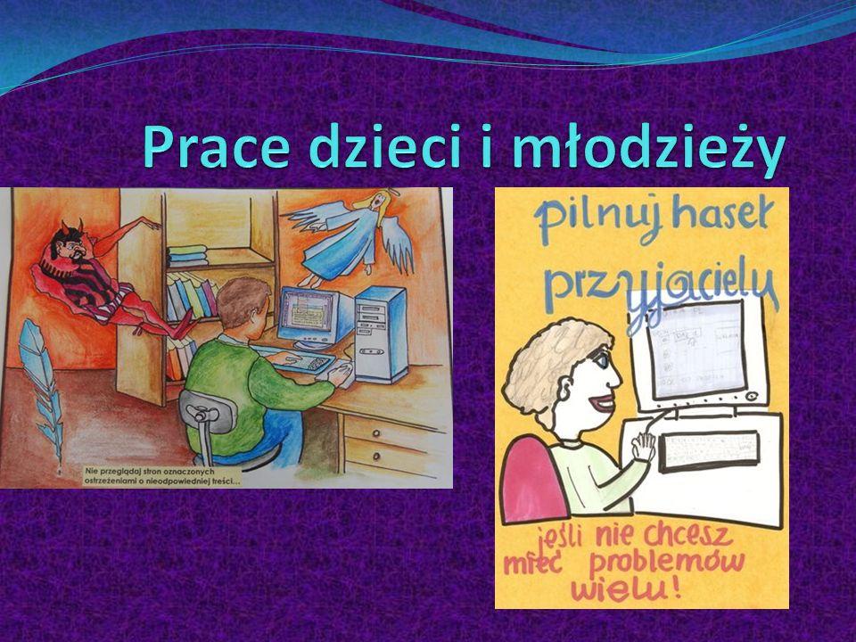 Prace dzieci i młodzieży