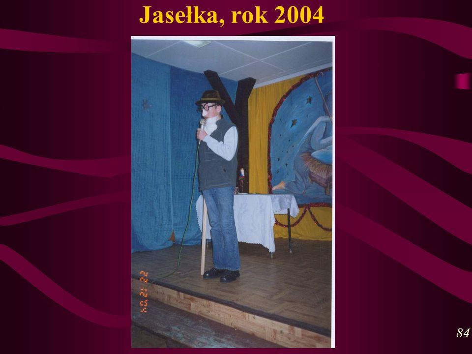 Jasełka, rok 2004 84