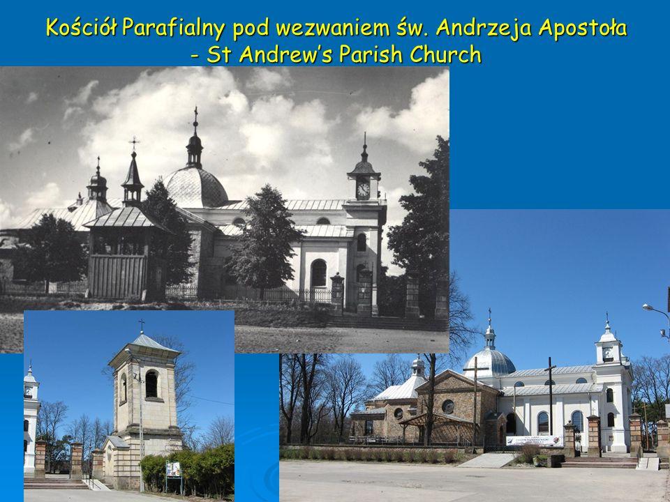 Kościół Parafialny pod wezwaniem św