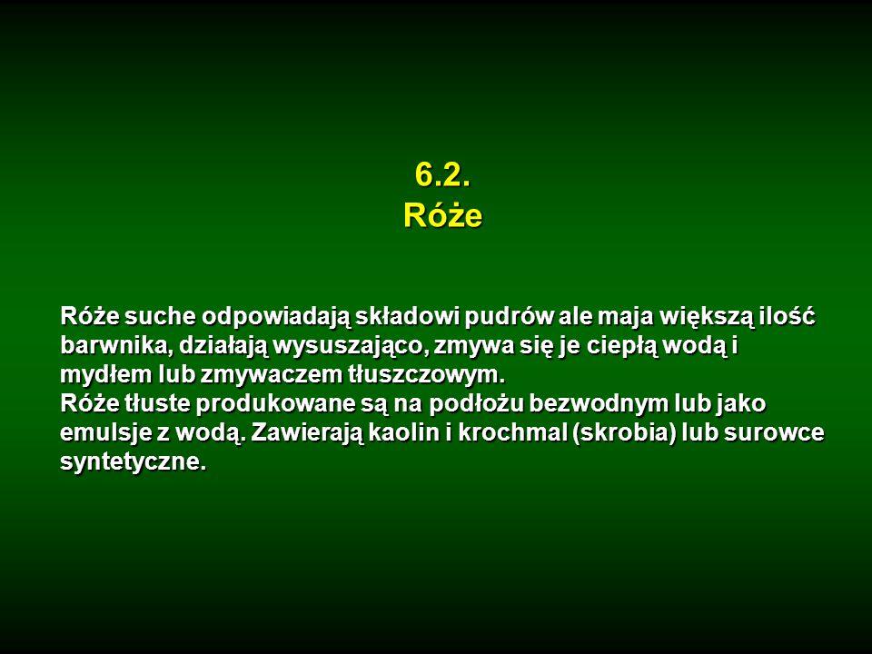 6.2. Róże.